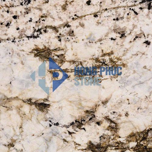 Đá Granite kem rêu