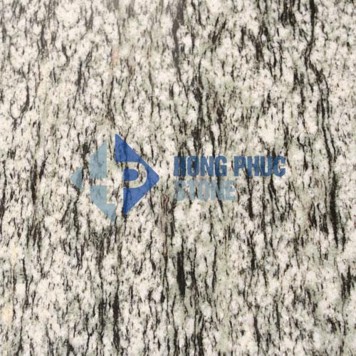 Đá Granite trắng gân đen